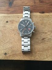 FORTIS Chronograph FLIEGER CHRONO FOR DUCATI CORSE. LTD EDT 1000 St.Full Set 1H