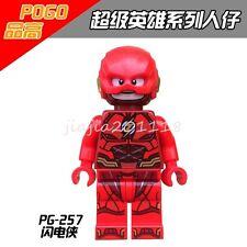 The Flash Mini Figures Dc Comics Justice League Barry Allen Building Toys #ret34