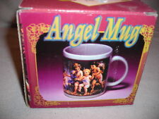 ANGEL-MUG -TRIPPIE'S INC 1996- NO. RE3939 -NEW - BOXED-MULTI-COLOR-CHINA