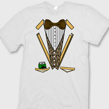 Camo Tuxedo Redneck Wedding Funny Groom T-shirt Hunting Beer Party Tee Shirt