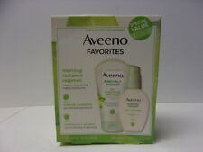 Aveeno Favorites from Positively Radiant Daily Scrub & Moisturizer Value Set 617