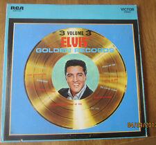 33 tour Elvis   golden records