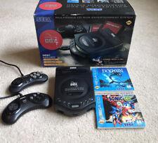 RARE Sega Genesis CDX CD System/Console - Original Box, Inserts And Games
