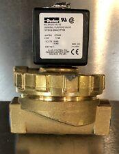 Parker Solenoid valve 120V 3/4  NPT  12FS5C2-Z01ACFPH05 FREE SHIPPING