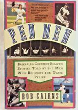 Pen Men : Baseball's Greatest Bullpen Stories Told by the Men Who Brought the...