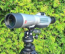 Leica televid APO 77 sniper telescope 20- 60x German Army scope Set binoculars