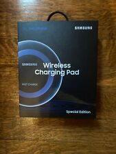 Samsung QI Fast Charge Wireless Charging Pad Special Edition Galaxy BRAND NEW