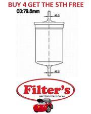 fuel filter for volvo 850 2 0l 2 3l 2 5l 1991 - 1996