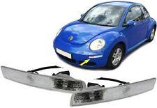 CLEAR INDICATORS LIGHTS FOR VW BEETLE FACELIFT MODEL 07/2005 - 2010