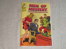 MEN OF MYSTERY 102  AC COMICS VF/NM! GOLDEN AGE REPRINTS MOON GIRL MISS MASQUE
