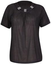 Hauts et chemises chemisiers t-shirts noir pour femme