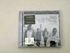 WHEN YOU'RE STRANGE - A FILM ABOUT THE DOORS - CD RHINO 2010 - NUOVO/NEW