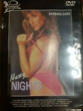 DVD Nasty NIGHTS avec Tracey ADAMS Barabara DARE Neuf Collection PUSSYCAT