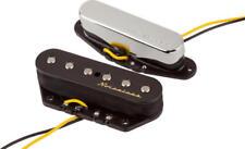 Genuine Fender Vintage Noiseless Telecaster Tele Guitar Pickups Set - 0992116000