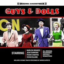 Guys and Dolls Original Soundtrack 5019322710479