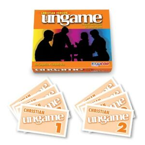 Ungame For Christians by Talicor