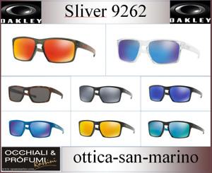 OCCHIALI OAKLEY SLIVER 9262. COLORI DIVERSI, AGGIORNATO 2021.