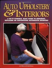 Auto Upholstery Hp1265 by Bruce Caldwell Paperback Book (English)