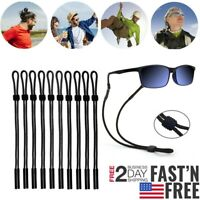1/5/10/20pcs Neck Strap Sport Sunglass Eyeglass Read Glasses Cord Lanyard Holder