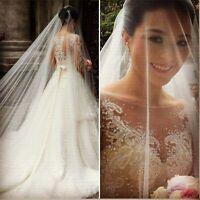 Custom 2015 New White/Ivory Wedding Dress Bridal Gown Size 4-6-8-10-12-14-16-18+