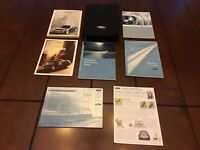 2007 FORD FUSION FACTORY OWNERS MANUAL SET PREMIUM QUALITY ITEM FREE SHIP OEM