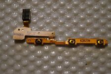 "SAMSUNG Galaxy Tab 3 SM-T210 7"" Tablet Pulsanti Volume Power Flex Cable ORIGINALE"