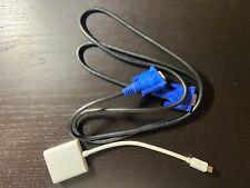 thunderbolt 2 to vga including vga cable