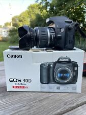 Canon Eos D30 3.2Mp Digital Slr Camera Body Dslr and Efs 18mm to 55mm Lens
