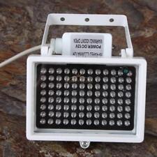 Night Vision 96LED IR Infrared Illuminator Lamp Light DC 12V Outdoor Indoor New