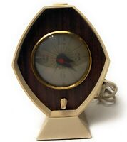 VINTAGE Remembrance - Brown and Bigelow - Projection Alarm Clock