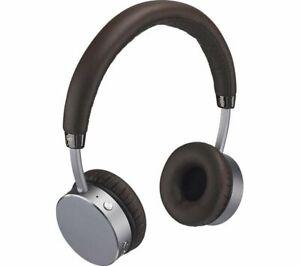 GOJI COLLECTION GTCONMO17 Premium Wireless Bluetooth Headphones - Mocha