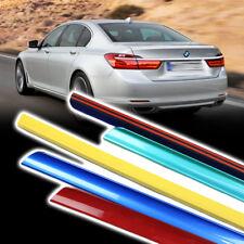 2018 Fit BMW 7-Ser G11 G12 Sedan 4D V Look Rear Trunk Lip Spoiler Painted