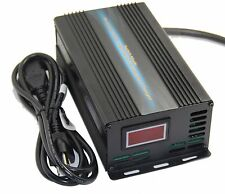 Smart Car Battery Charger 24V25A Reverse Pulse Desulfation Battery Charger