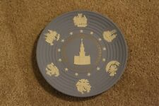 Wedgwood Jasperware American Bicentennial Plate 1776-1976, Independence Hall