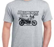 Yamaha XT1200Z Super Tenere 2011 inspired motorcycle motorbike bike shirt tshirt