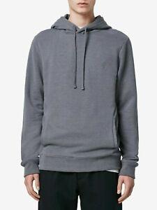 All Saints Mens Hoodie Designer Ridge Pullover Overhead Hooded Sweatshirt Hoody