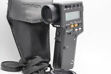 [MINT w/ Case Close-Up Lens] MINOLTA Spot Meter F Digital Exposure Meter Japan