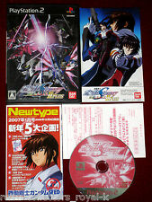 PS2 KIDOU SENSHI GUNDAM SEED DESTINY - RENGOU vs Z.A.F.T. II PLUS NTSC-J Japan