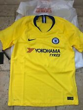 BNWT Authentic Nike Chelsea 2018-19 Away Vaporknit Shirt Player Issue Large