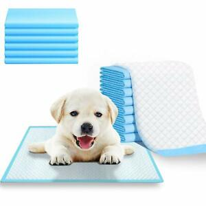 Dog Puppy PET Training Pads Heavy Duty Floor Toilet Mats Wee pee 60x45cm Pad