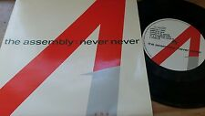 """THE ASSEMBLY / NEVER NEVER 7"""""""