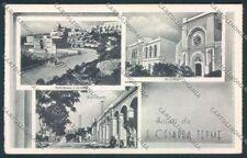 Lecce Santa Cesarea Terme cartolina RB3648