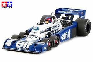 Tyrrell P34 Monaco '77 1:20 TA20053 - tamiya modellismo
