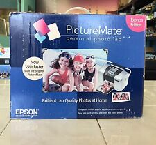 Epson PictureMate Personal Photo Lab Express Edition