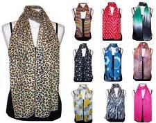 Chiffon Floral Scarves & Shawls for Women