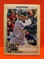2017 Topps Gypsy Queen KEN GRIFFEY JR. No Name On Front #306 Seattle Mariners