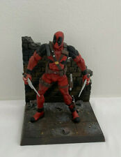 """Deadpool 8"""" inch Action Figure w/ Stand"""