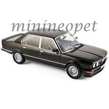 NOREV 183264 1987 87 BMW M 535i 1/18 DIECAST MODEL CAR BLACK