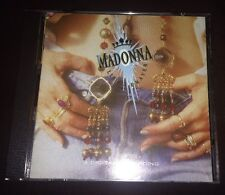 Madonna Like a Prayer CD Album In Very Good Condition