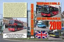 3784. Orpington. Sevenoaks. UK. Buses. April 2018. It's good to bring you two ne